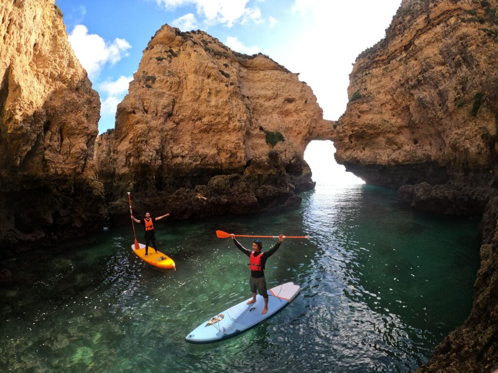 Stand up Paddle in lagos